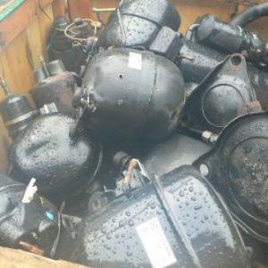 Ac & Fridge Compressor Scrap