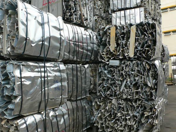 Aluminium Extrusion Scrap 6061