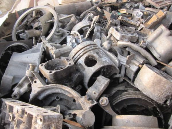 Aluminium Tense Scrap
