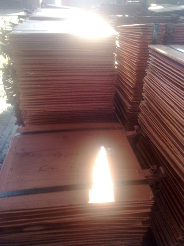 Buy Copper Cathode Scrap