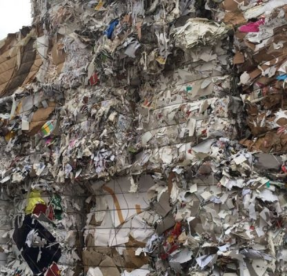 Buy Mixed Waste Paper