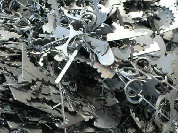 Cold Rolled Bushlings scrap