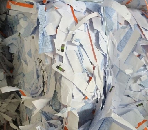 Envelope Cuttings (Type A)