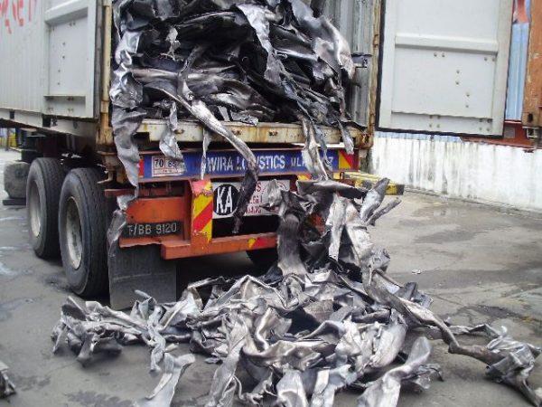 Lead Cable Scrap