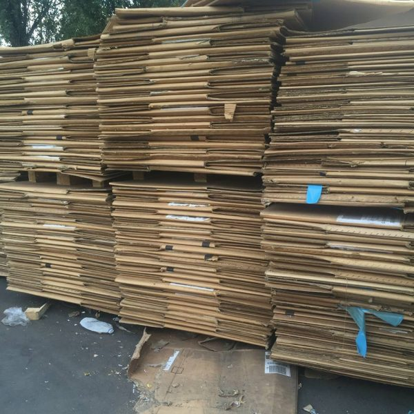 Old Corrugated Containers (OCC)