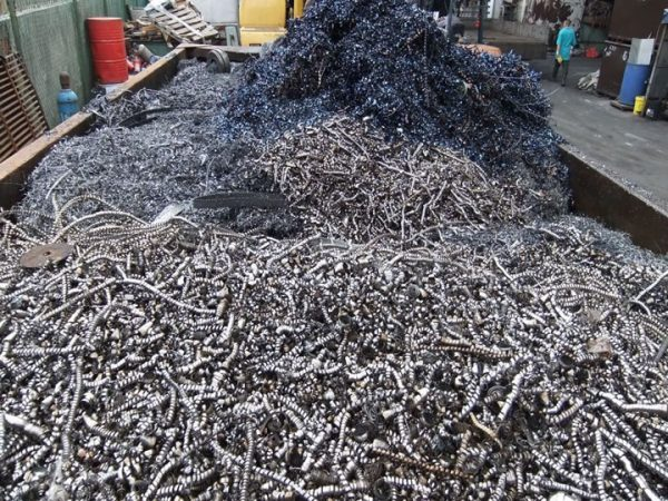 Stainless Steel Turning Scrap