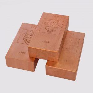 Copper Ingot 99.99%