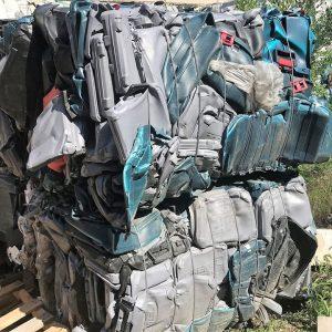 Mixed Rigid Plastic Scrap