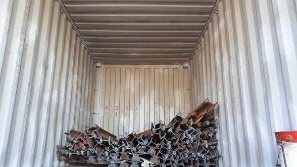 Used Rail Iron Scrap