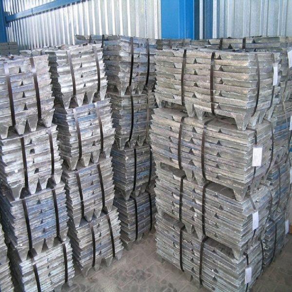 Zinc Ingot 99.995% Purity
