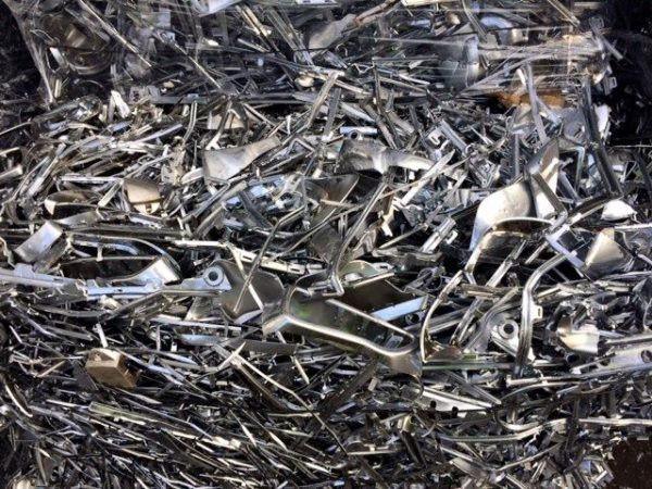 ABS Chrome Plated Plastic Scrap
